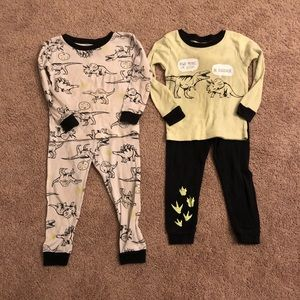 Carter's PJs 2-2 piece sets